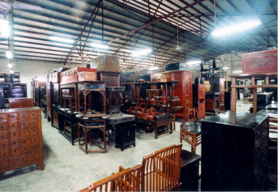 Antique Chinese Furniture Zhuhai Antiques Warehouse