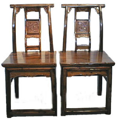 Hunan style chairs