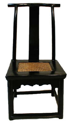 Outstanding Antique Chinese Chairs Benches Black Lacquer Brides Chair Pdpeps Interior Chair Design Pdpepsorg